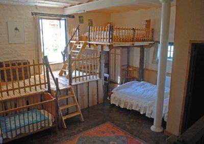Vakantiehuis Four à pain, slaapkamer