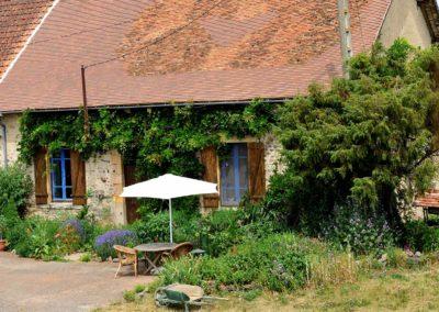 Vakantiehuis La Source, terras