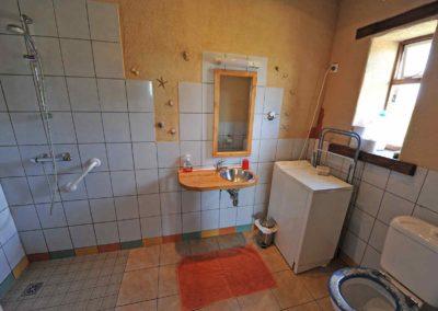 Vakantiehuis la Source, badkamet